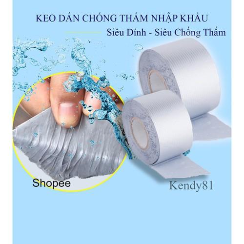 Keo dán chống thấm nhập khẩu siêu dính siêu chống thấm