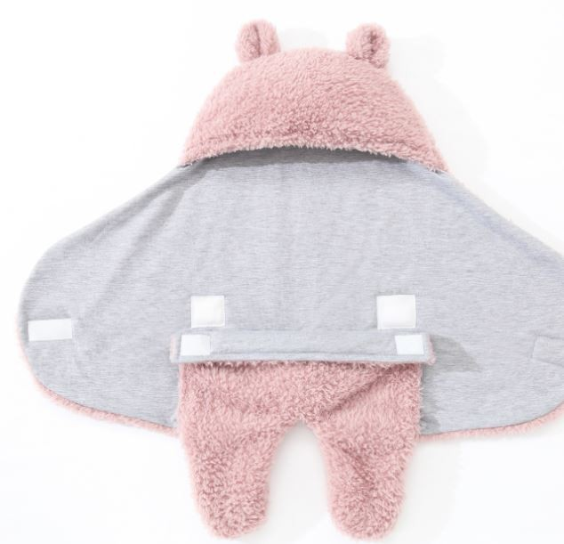 Áo ủ lông cho bé - Áo ủ lông cho bé - PVN138-1 5