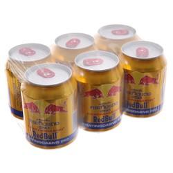 6 lon nước tăng lực Redbull Thái 250ml