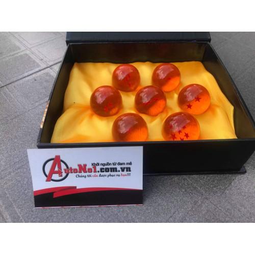 Mô hình dragon ballz crystal ball 7 viên ngọc rồng đường kính 3.5cm-2