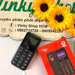 Điện thoại itel it2580 dành cho người già Bảo hành 12 tháng 1 đổi 1 trong 100 ngày – Hàng chính hãng