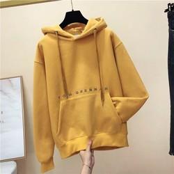 [SIÊU SALE] [ÁO KHOÁC hoodie họa tiết thêu FORM CHUẨN ĐẸP