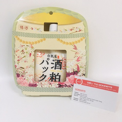 Mặt nạ  sake kasu face pack