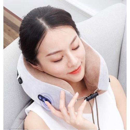 Gối massage vòng cổ thông minh, tiện dụng - 17564704 , 22978681 , 15_22978681 , 750000 , Goi-massage-vong-co-thong-minh-tien-dung-15_22978681 , sendo.vn , Gối massage vòng cổ thông minh, tiện dụng