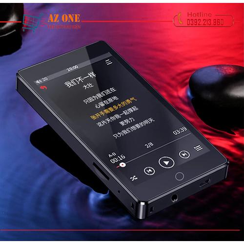 Máy nghe nhạc lossless mp3 mp4 bluetooth màn hình cảm ứng 3 inch ruizu h1 bộ nhớ trong 8gb