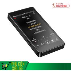 Máy Nghe Nhạc Lossless MP3 MP4 Bluetooth Màn Hình Cảm Ứng 4 inch Ruizu H1 Bộ Nhớ Trong 8GB