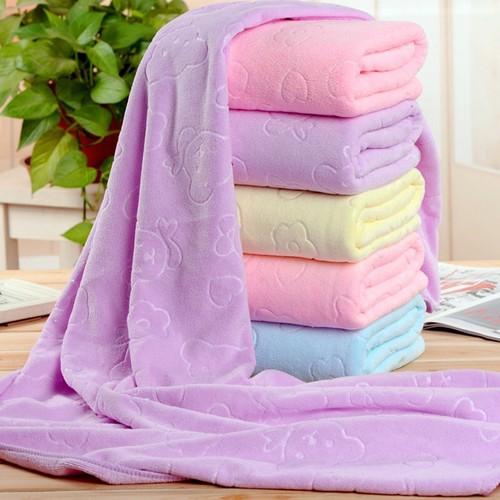 Sập giá khăn tắm loại 1 hàng xuất khẩu khổ lớn 70x140cm siêu mềm mịn