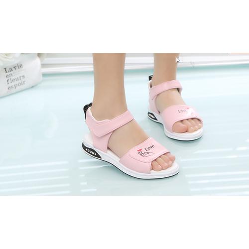 Sandal  bé gái  đáng yêu - db3 01