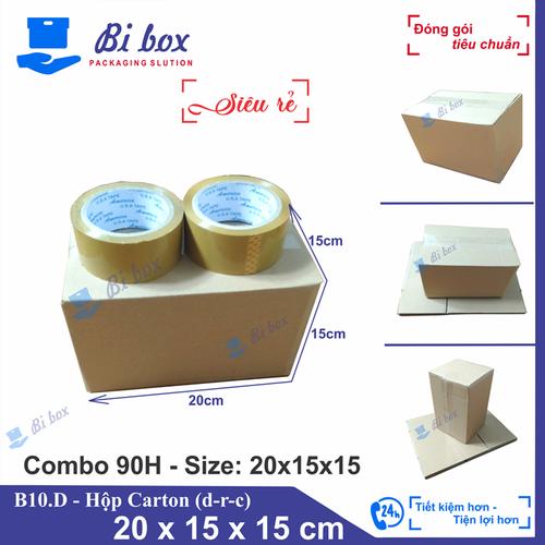 Combo 90 thùng carton20x15x15 - thùng carton giá rẻ - 20301928 , 22983153 , 15_22983153 , 325900 , Combo-90-thung-carton20x15x15-thung-carton-gia-re-15_22983153 , sendo.vn , Combo 90 thùng carton20x15x15 - thùng carton giá rẻ