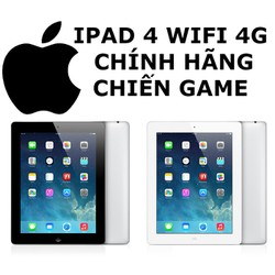 IPAD 4 WIFI 4G