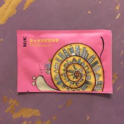 Mặt Nạ Naruko Nrk Snail Essence Intense Hydra Repair Mask 10 Pcs Box  Bon91 Hàng Chuẩn