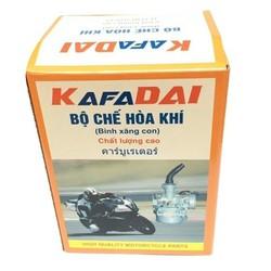 Bộ chế hòa khí KAFADAI THAILAND cho xe máy D ream-Wave 100cc - Bình xăng con
