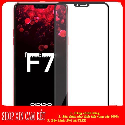 Kính cường lực full màn hình oppo f7 ,kính cường lực full màn hình taiyoshop1