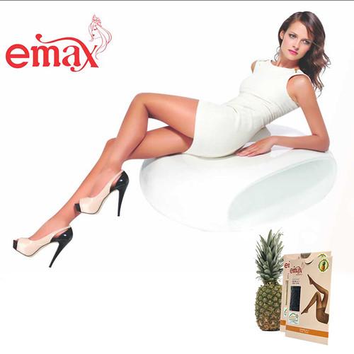 Quần tất nữ - combo 6 quần tất dứa thương hiệu emax siêu dai chống rách dọc