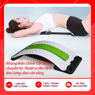 [LOẠI XỊN CÓ MÚT] Thiết bị massage lưng giảm đau cột sống hiệu quả - thiết bị massage lưng cột sống thumbnail