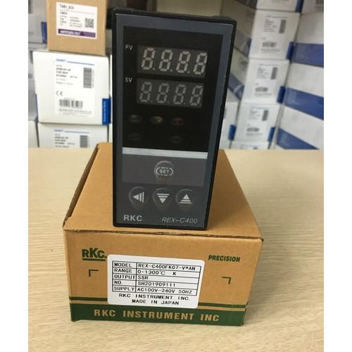 Đồng hồ nhiệt độ rkc rex-c400, output ssr - 20307619 , 22994291 , 15_22994291 , 170000 , Dong-ho-nhiet-do-rkc-rex-c400-output-ssr-15_22994291 , sendo.vn , Đồng hồ nhiệt độ rkc rex-c400, output ssr