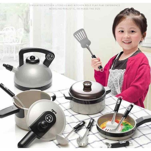 Bộ đồ chơi nấu ăn 36 món
