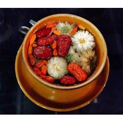 [ SIÊU SALE ] Trà Hoa Cúc mix 5 vị uống thanh nhiệt,  sáng mắt, giảm mỡ cho cơ thể - set 05 gói