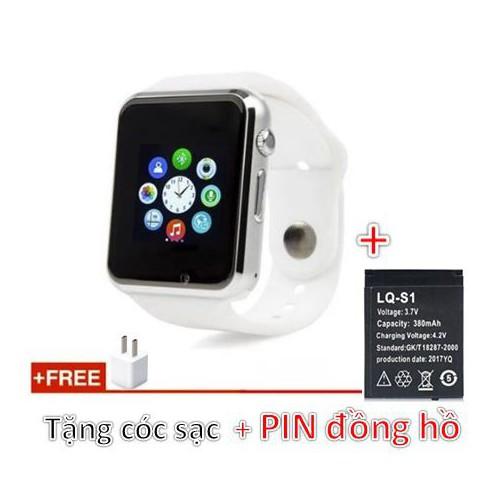 Sale đồng hồ thông minh w08 nghe gọi gắn sim nghe nhạc như điện thoại màu trắng - 20303904 , 22988002 , 15_22988002 , 324000 , Sale-dong-ho-thong-minh-w08-nghe-goi-gan-sim-nghe-nhac-nhu-dien-thoai-mau-trang-15_22988002 , sendo.vn , Sale đồng hồ thông minh w08 nghe gọi gắn sim nghe nhạc như điện thoại màu trắng