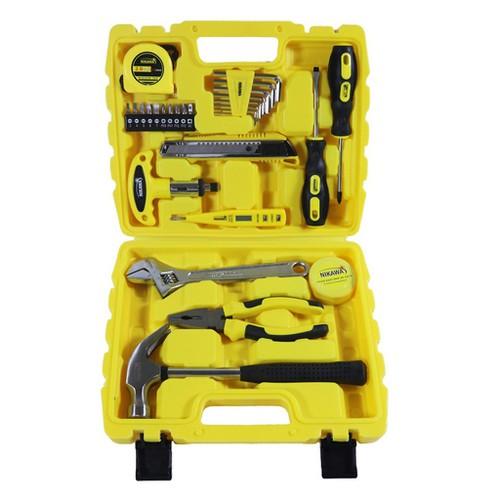 Bộ dụng cụ 28 món nikawa tools nk bs28 – vàng 3 năm bảo hành - 19058520 , 22976559 , 15_22976559 , 524000 , Bo-dung-cu-28-mon-nikawa-tools-nk-bs28-vang-3-nam-bao-hanh-15_22976559 , sendo.vn , Bộ dụng cụ 28 món nikawa tools nk bs28 – vàng 3 năm bảo hành