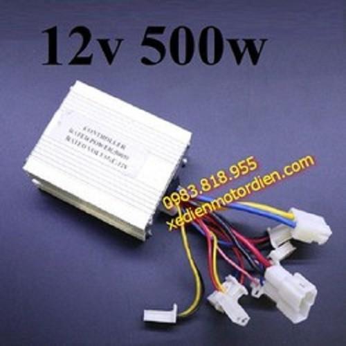 Bo mạch điều tốc - điều khiển 12v 500w cho motor động cơ có chổi than 12v500w - 20298737 , 22977043 , 15_22977043 , 190000 , Bo-mach-dieu-toc-dieu-khien-12v-500w-cho-motor-dong-co-co-choi-than-12v500w-15_22977043 , sendo.vn , Bo mạch điều tốc - điều khiển 12v 500w cho motor động cơ có chổi than 12v500w