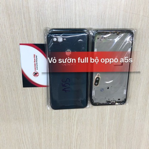 Vỏ sườn + khung màn hình điện thoại oppo a5s zin - linh kiện nam việt mobile . - 20303340 , 22986239 , 15_22986239 , 210000 , Vo-suon-khung-man-hinh-dien-thoai-oppo-a5s-zin-linh-kien-nam-viet-mobile-.-15_22986239 , sendo.vn , Vỏ sườn + khung màn hình điện thoại oppo a5s zin - linh kiện nam việt mobile .