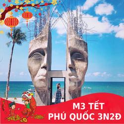 TẾT 2020 - TOUR 3N2Đ PHÚ QUỐC - THIÊN ĐƯỜNG BIỂN ĐẢO – M3 TẾT