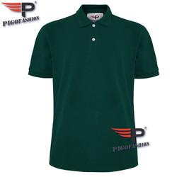 Áo thun nam cổ bẻ Polo Big Size từ 80 đến 110kg cao cấp Pigofashion PB01 -3- chọn màu
