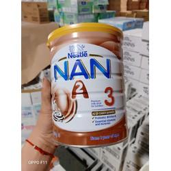 Sữa Bột Nan A2 Úc Số 3