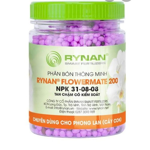Phân bón thông minh - rynan flower npk 31-08-08