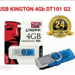 USB 4GB KINGTON -SIÊU BỀN-BH24T