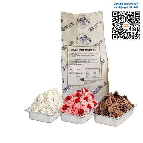 Rubicone base 50 - bột làm kem nền cho kem gelato, bổ sung chất béo cho kem thêm ngậy, ngon hơn - 18105114 , 23005116 , 15_23005116 , 980000 , Rubicone-base-50-bot-lam-kem-nen-cho-kem-gelato-bo-sung-chat-beo-cho-kem-them-ngay-ngon-hon-15_23005116 , sendo.vn , Rubicone base 50 - bột làm kem nền cho kem gelato, bổ sung chất béo cho kem thêm ngậy, n