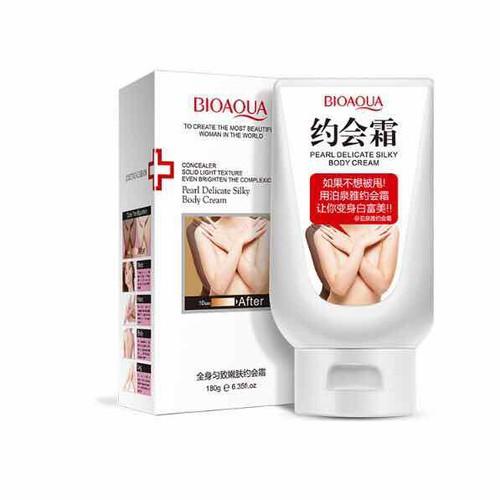 Kem dưỡng siêu trắng da toàn thân bioaqua body cream