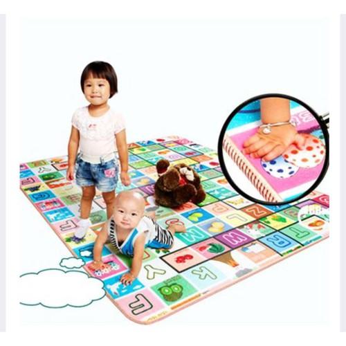 Thảm chơi maboshi 2 mặt cho bé thông minh 1 8m x 2m giá siêu rẻ - 20475467 , 23304362 , 15_23304362 , 83000 , Tham-choi-maboshi-2-mat-cho-be-thong-minh-1-8m-x-2m-gia-sieu-re-15_23304362 , sendo.vn , Thảm chơi maboshi 2 mặt cho bé thông minh 1 8m x 2m giá siêu rẻ