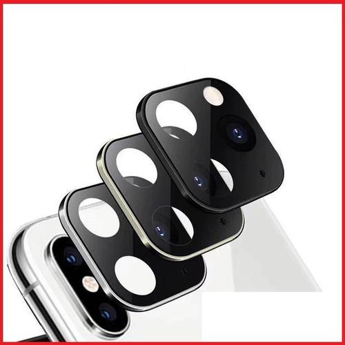 Viền camera iphone x thành iphone 11 pro max