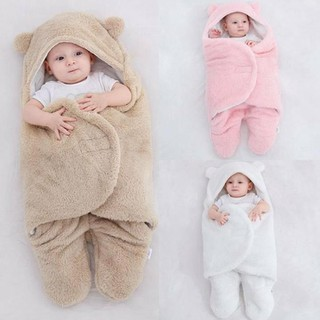 Khăn quấn ủ hình thú cho trẻ - Khăn quấn ủ hình thú cho trẻ. thumbnail