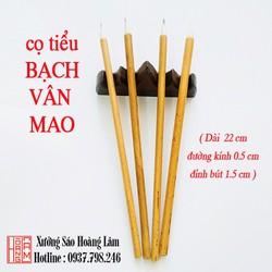 Bút lông thư pháp Bạch Vân Mao - cỡ tiểu