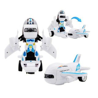 máy bay biến hình robot LMS - máy bay biến hình robot thumbnail