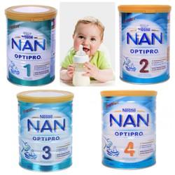 Sữa Nan Nga Số 1 2 3 4