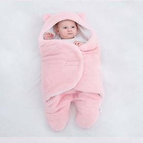 Áo ấm trẻ em - áo lông siêu ấm - áo lông chùm cả người cho bé - áo lông siêu ấm - áo lông