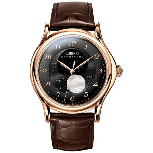 Đồng hồ nam chính hãng lobinni no.1810-1 - 20318547 , 23013185 , 15_23013185 , 8150000 , Dong-ho-nam-chinh-hang-lobinni-no.1810-1-15_23013185 , sendo.vn , Đồng hồ nam chính hãng lobinni no.1810-1