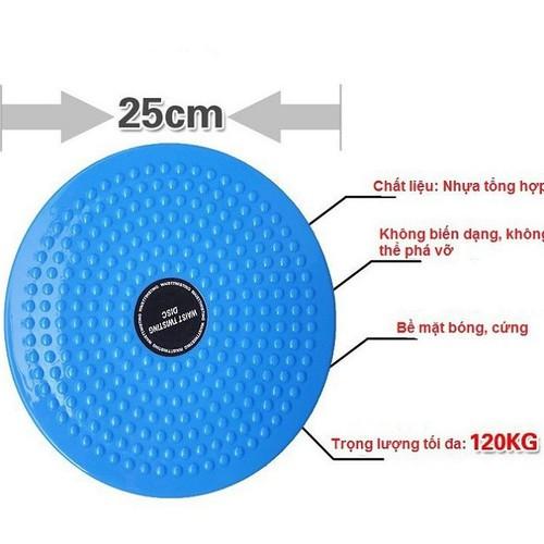 Đĩa xoay eo tập thể dục 360 độ không hộp đĩa xoay eo tập bụng đĩa xoay eo giảm mỡ eo thon đĩa xoay eo tập thể dục h7vrg001 - 20912318 , 23989130 , 15_23989130 , 40000 , Dia-xoay-eo-tap-the-duc-360-do-khong-hop-dia-xoay-eo-tap-bung-dia-xoay-eo-giam-mo-eo-thon-dia-xoay-eo-tap-the-duc-h7vrg001-15_23989130 , sendo.vn , Đĩa xoay eo tập thể dục 360 độ không hộp đĩa xoay eo tập b