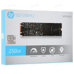Ổ cứng SSD HP S700 M.2 250GB chuẩn 2280 bảo hành 36 tháng Chính Hãng - SSD_HP_S700_M.2_250GB