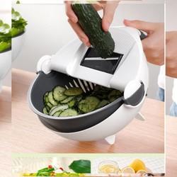 Bộ dụng cụ cắt gọt rau củ quả đa năng 9 món - Bộ dụng cụ cắt gọt