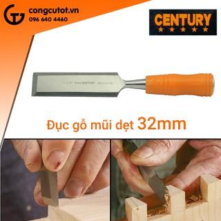 Đục gỗ mũi dẹp 32mm - 24001986 thumbnail