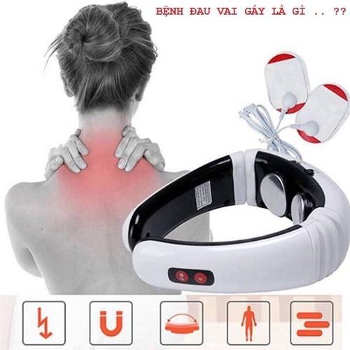 Máy massage - máy massage cổ trị liệu chính hãng cao cấp [có video , ảnh thật kèm theo] - 19187916 , 23031511 , 15_23031511 , 199000 , May-massage-may-massage-co-tri-lieu-chinh-hang-cao-cap-co-video-anh-that-kem-theo-15_23031511 , sendo.vn , Máy massage - máy massage cổ trị liệu chính hãng cao cấp [có video , ảnh thật kèm theo]