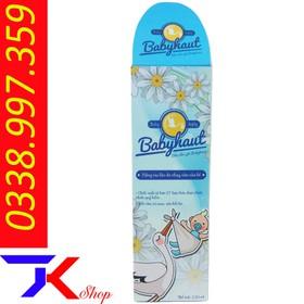 Sữa tắm cho bé thảo dược Babyhaut 230ml - 456