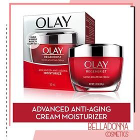 Kem dưỡng ẩm chống lão hóa Olay Regenerist Micro-Sculpting Cream Face Moisturizer 48g - olay.cream