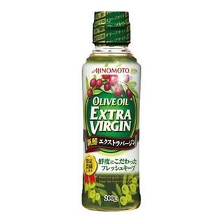 Dầu Olive nguyên chất Extra Virgin Ajinomoto Nhật Bản - oil thumbnail
