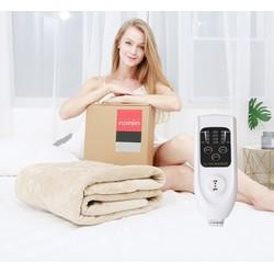 Chăn sưởi điện Apajia 2 vùng nóng độc lập 1m8 x 1m5 - Chăn sưởi điện - Chăn điện sưởi ấm - Nệm sưởi ấm cao cấp - Chăn sưởi - Chăn điện RE0303